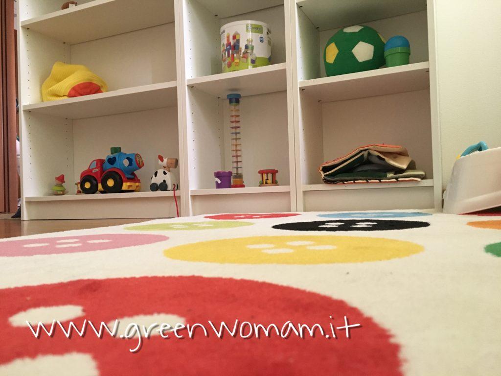Cameretta Montessoriana Ikea : Cameretta montessoriana libreria montessoriana per bambini perchè