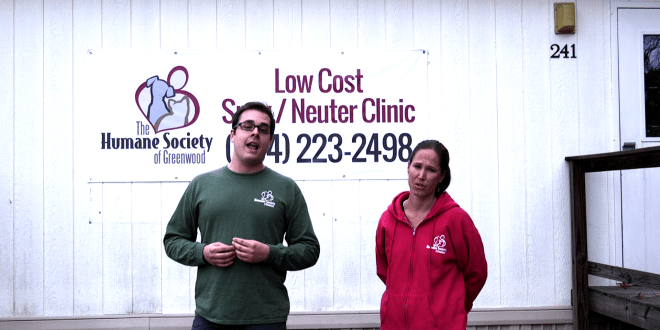 Shelter Scoop: Spay and Neuter clinic