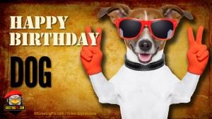 #27 Happy Birthday Dog.001