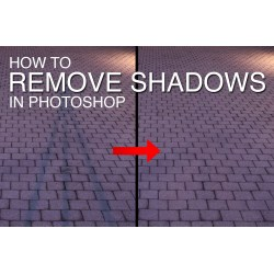Small Crop Of How To Remove Shadows In Photoshop