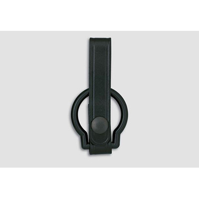 Plain Leather Belt Holder For Maglite D Cell Flashlights