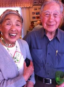 Francis Lee Tong and Moon Chin