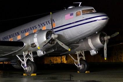 HFF DC-3 At HFF - Credit to James Polivka - 800