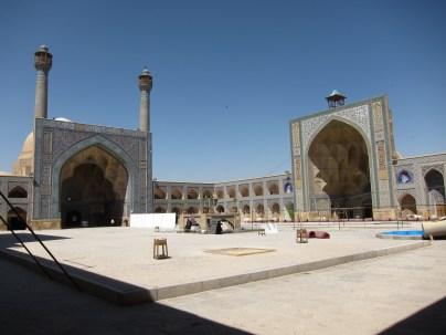 Esfahan friday mosque 8