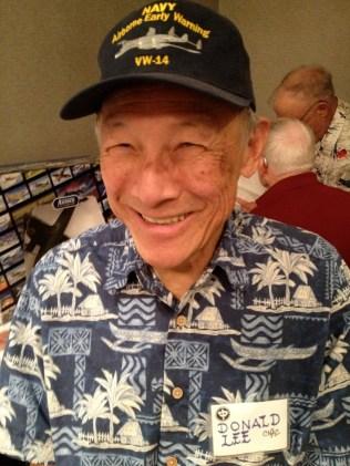 Donald Lee, nephew of Donald Wong