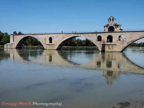 Pont Saint-Bénézet (aka Pont d'Avignon)