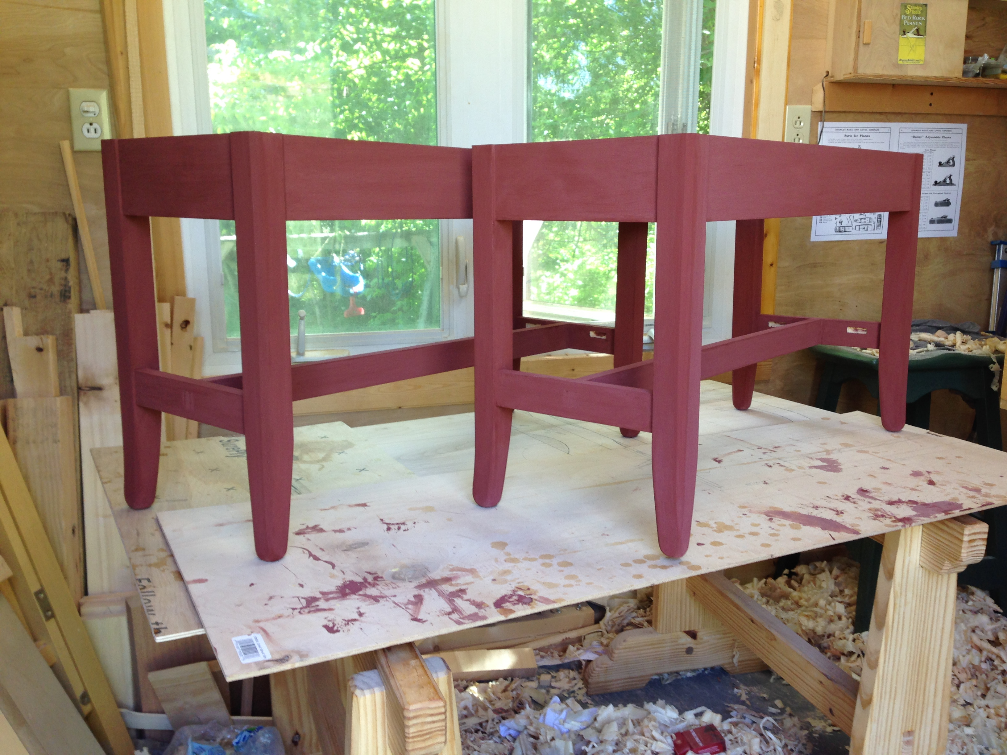 End Tables Part 6 Hillbilly Daiku