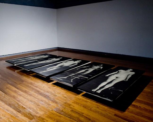 Greg Mettler, Scopophilia Installation