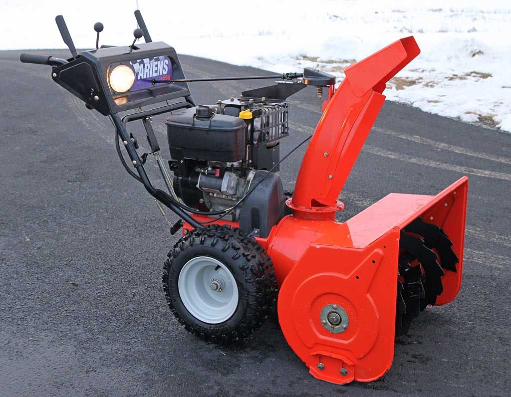 Ariens Greg S Small Engine Service Repair - Ariens Snow Thrower