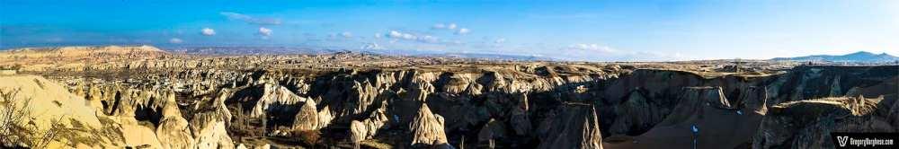 Kapadokya Panorama