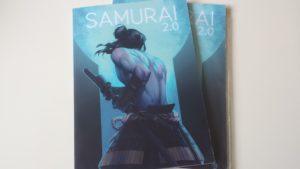 Various--Samurai Artbook 2.0-01