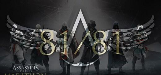 Maratón Assassin's Creed