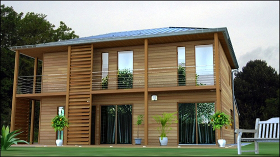 Luxury Timber Mansion w  Vegetable Garden (25 HQ Images) Top - prix construire sa maison