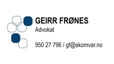 Geirr-Frones-logo-bold