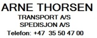 HULL 8: Arne Thorsen Transport AS