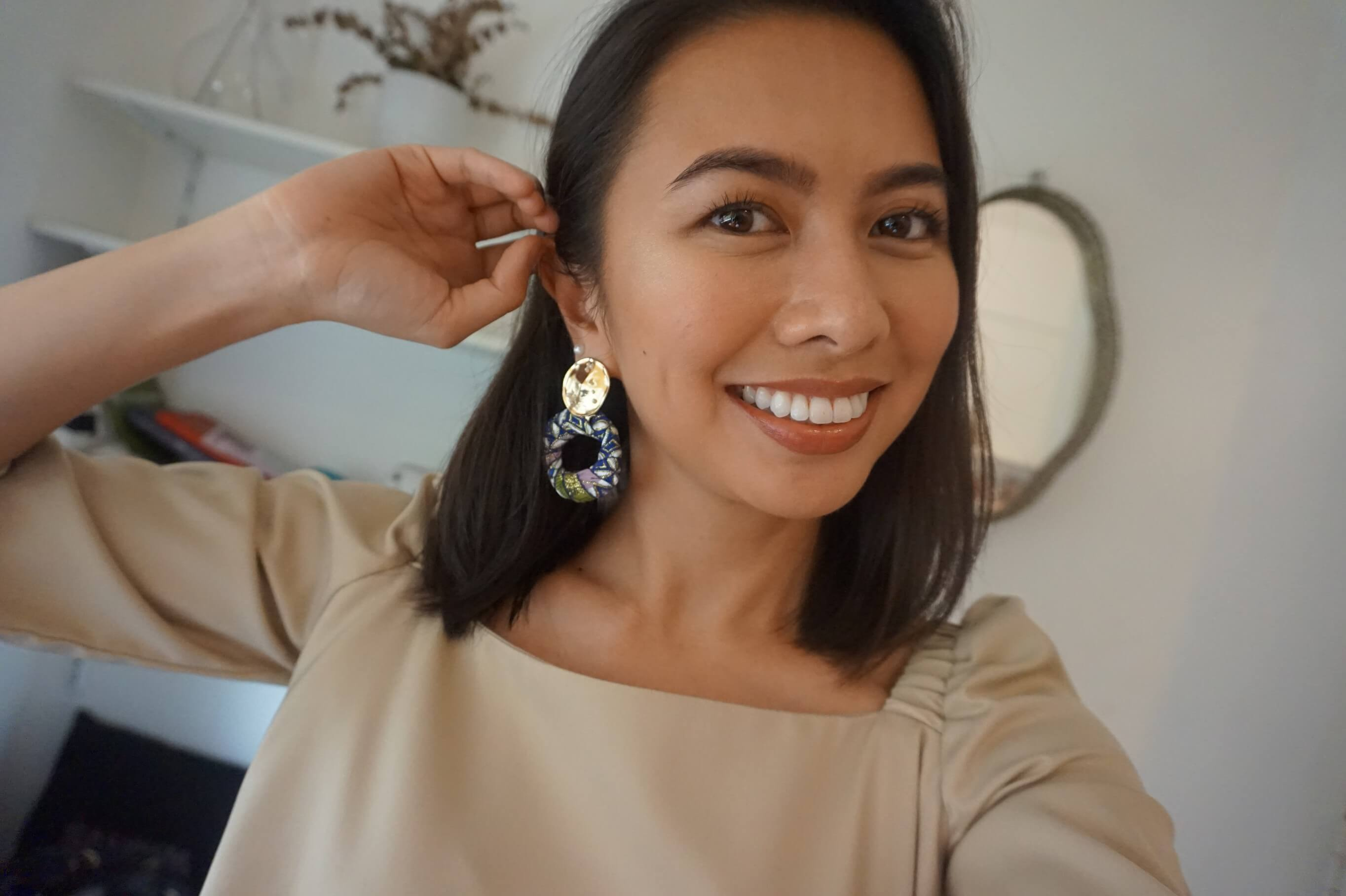 Where to Buy Statement Earrings in the Philippines: Dahlia PH