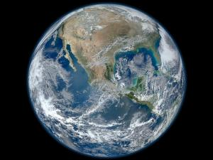 NASA photo of Earth from space