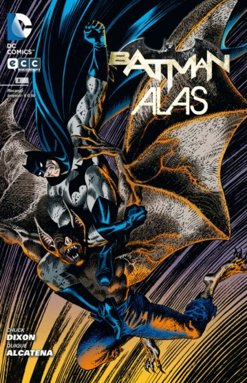 Batman alas - Quique