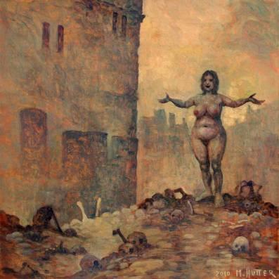 carcosa XVIII, hutter