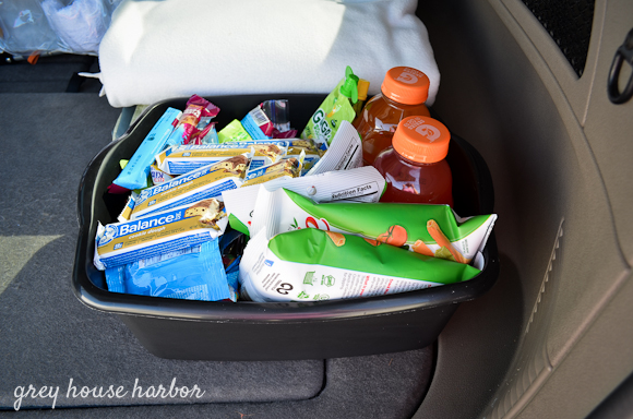 road trip : kid prep | greyhouseharbor.com
