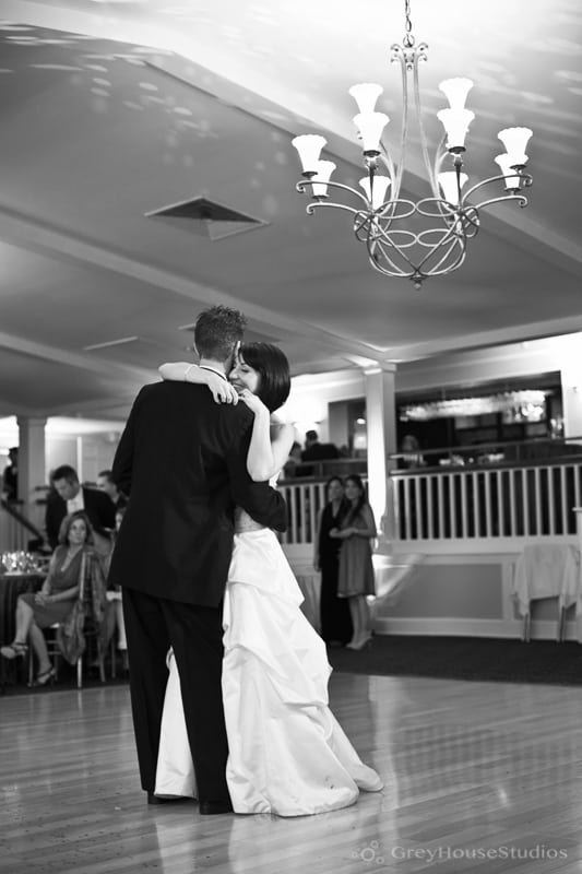 Jen + Matt's Inn at Longshore Wedding in Westport, CT