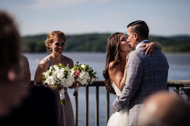 Karyn + Ryan's Lace Factory Wedding photos in Deep River, CT photography by GreyHouseStudios