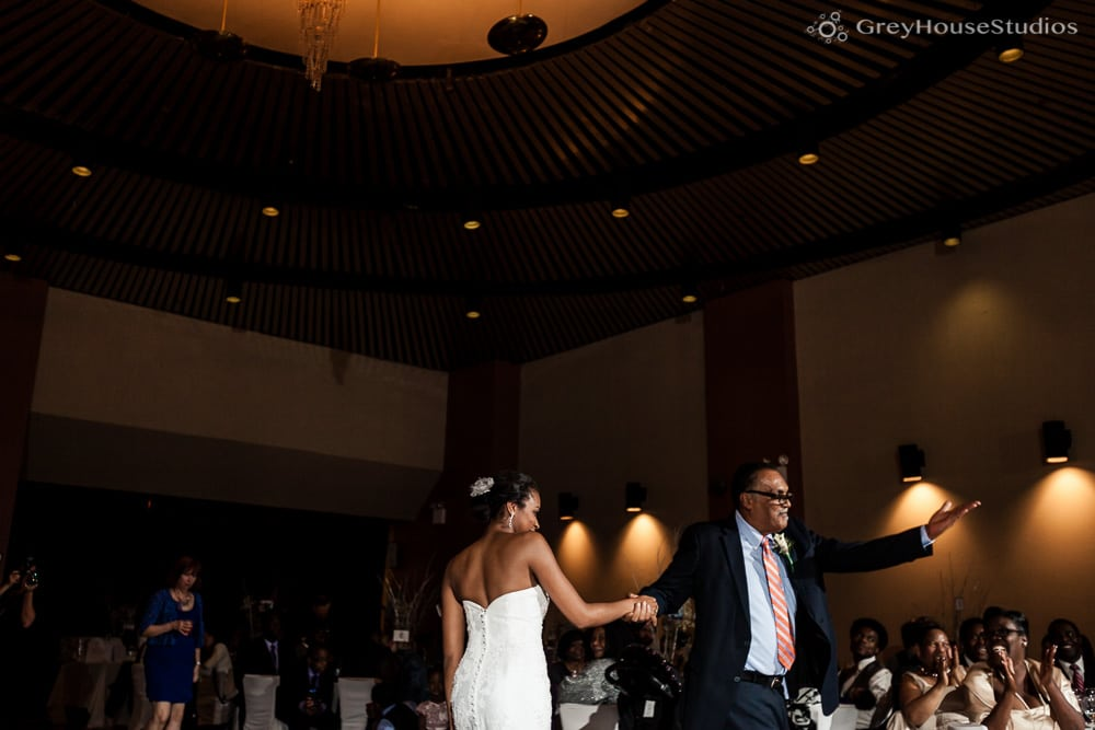 ukrainian east village nyc wedding reception father daughter dance photos