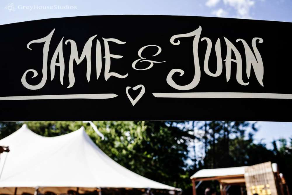 Jamie + Juan | Carnival Wedding Reception | Manchester, CT