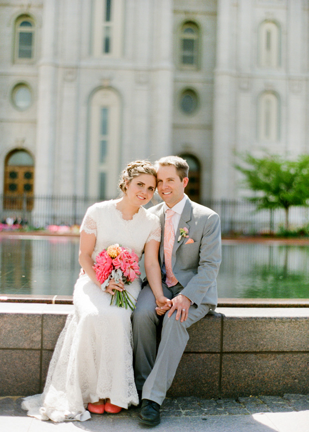 Invitation Wedding Dress Code Salt Lake City Temple Wedding | Best Wedding Blog