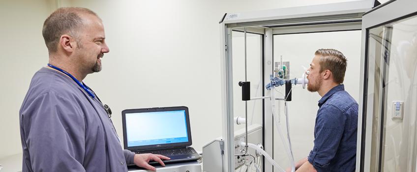 Pulmonary Function Tests Glencoe Regional Health Services