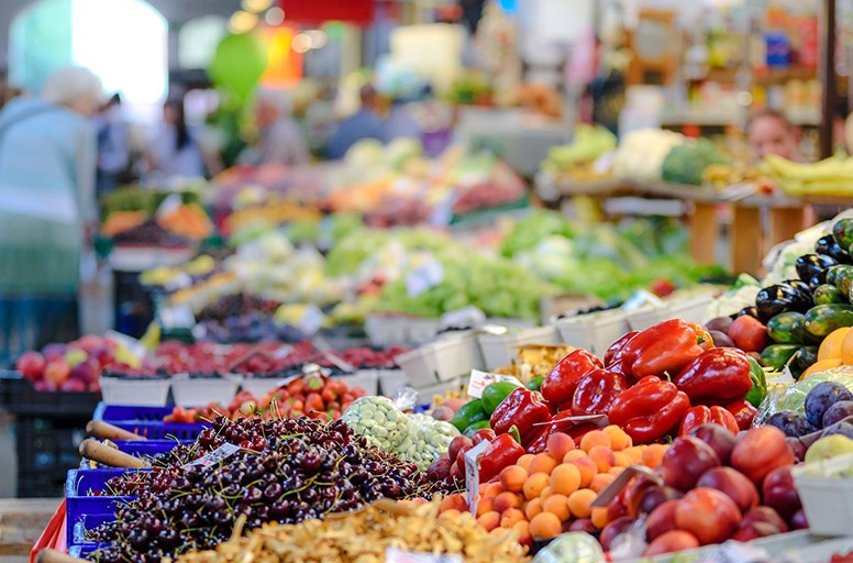 The case for the public food market as a tool for sustainability