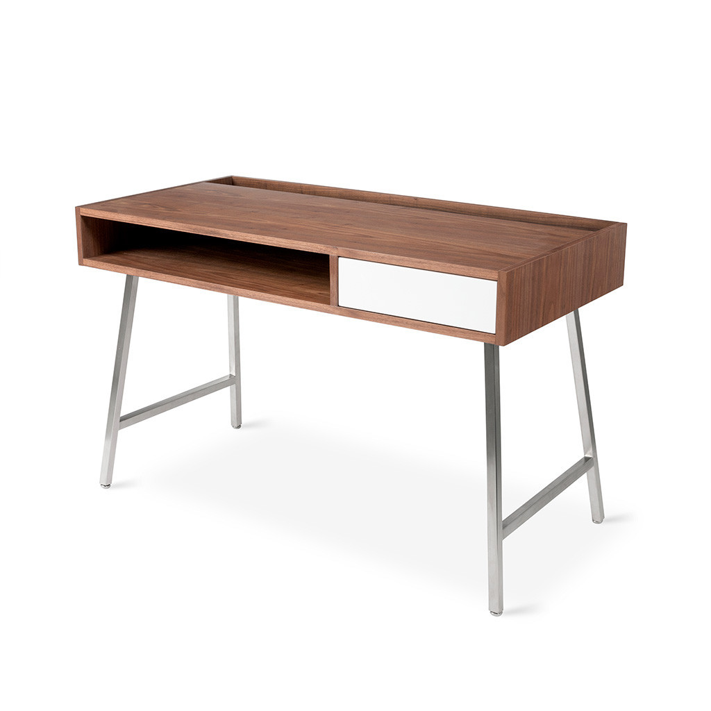 Desk Modern Blu Dot Junction Desk Grid Furnishings