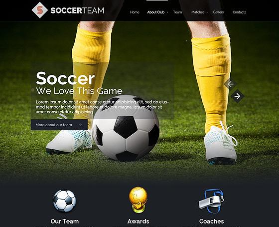 Soccer templates Gridgum