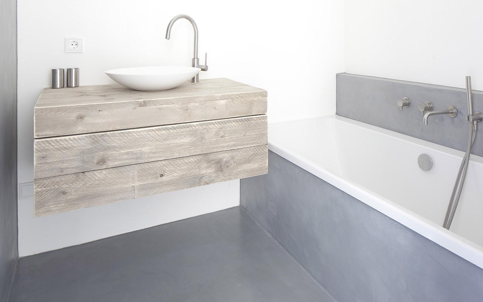 Betonvloer Badkamer Maken : Badkamer betonvloer maken betonvloer archieven tips op het