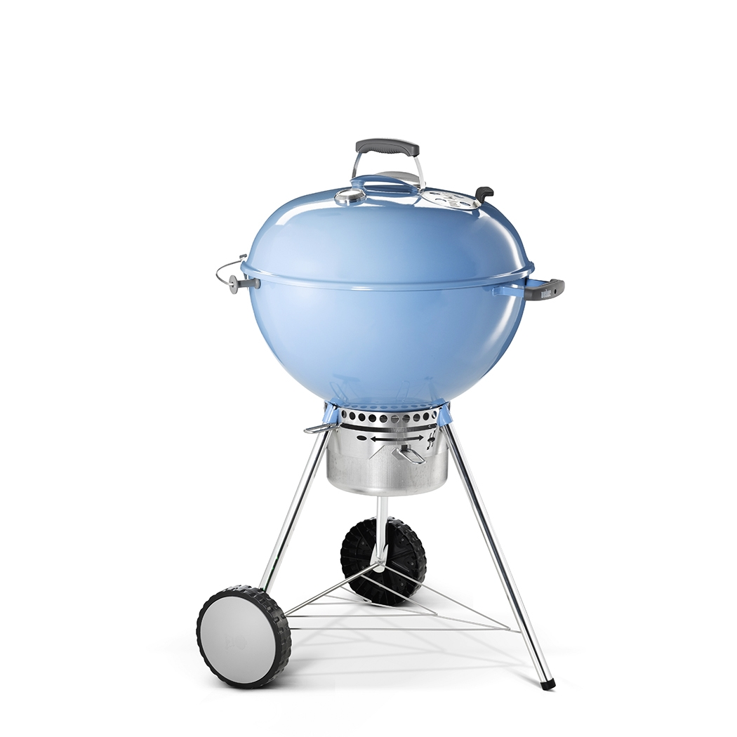 Weber Grill One Touch Weber One Touch Premium Plus 57 Cm Wedgewood Blue