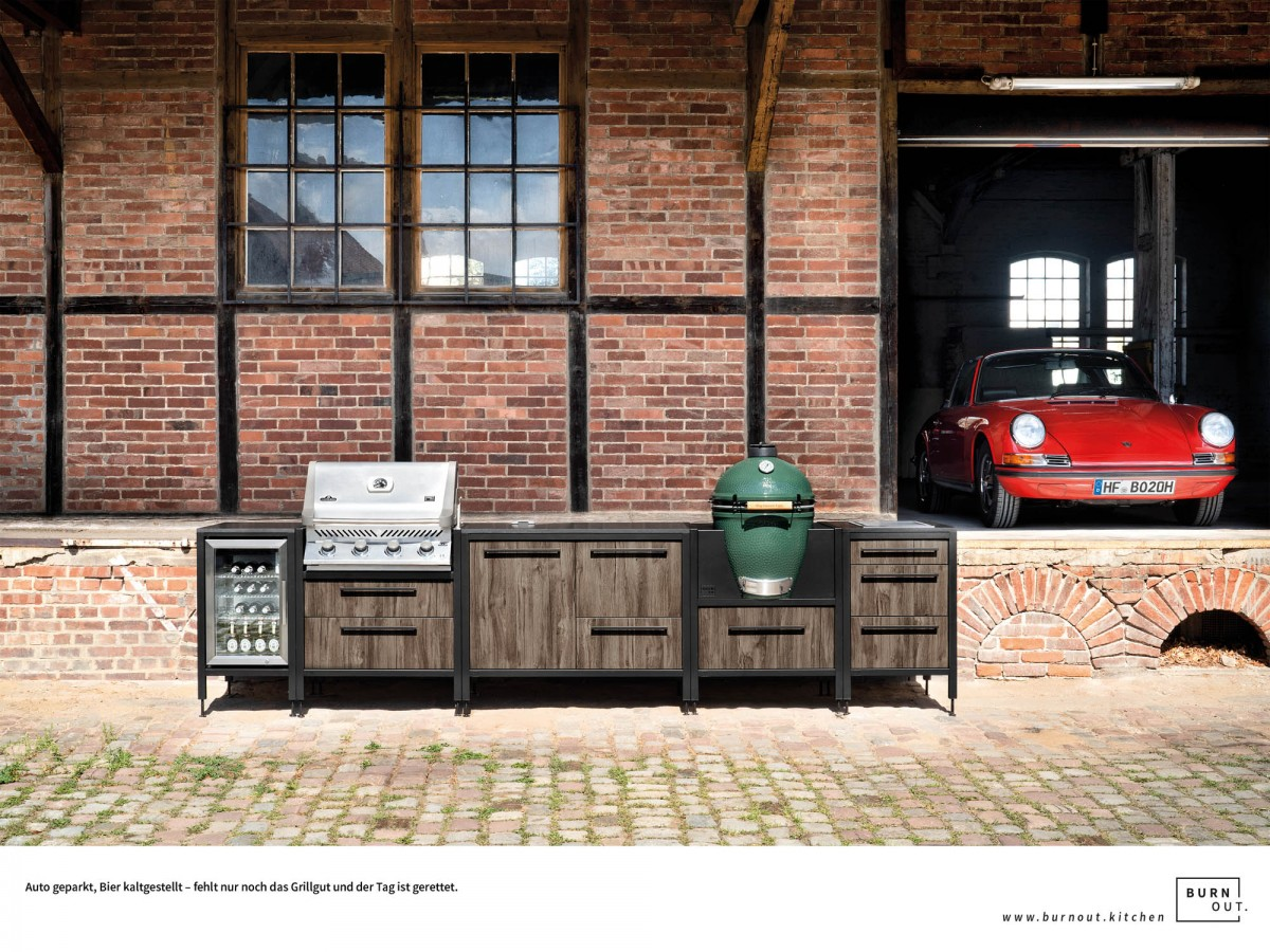 Burnout Outdoor Küche Burnout Kitchen – Onlineshop – Grillcenter Gau-odernheim