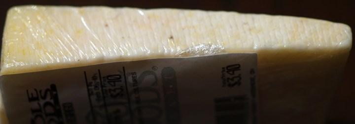 Asiago Grilled Cheese Ingredients: Fresco Asiago