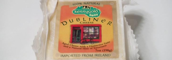 Asparagus & Lemon Pepper Vinaigrette Grilled Cheese Ingredients: Kerrygold Dubliner Cheese