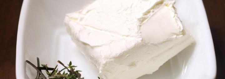 Cream Cheese Grilled Cheese: Cream Cheese