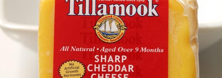 Beer Bread Grilled Cheese: Tillamook Sharp Cheddar