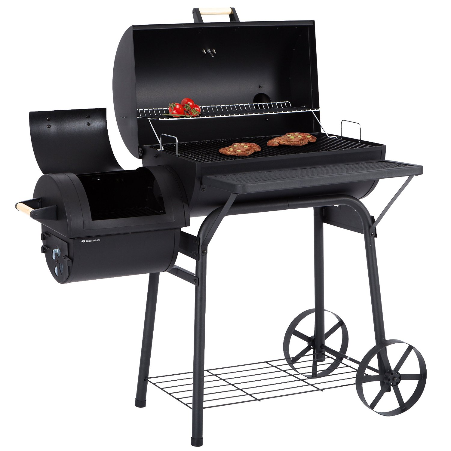 Tepro Grill Einbrennen Ultranatura Smoker Denver
