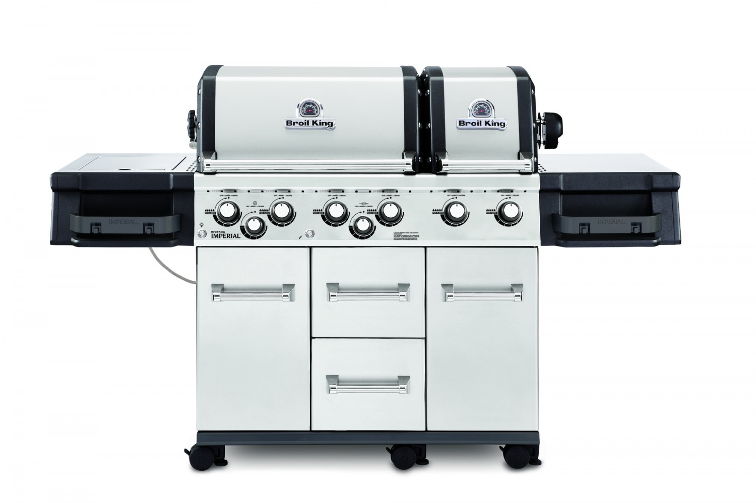 Broil Gasgrill Broil King Imperial 690 Xl Pro