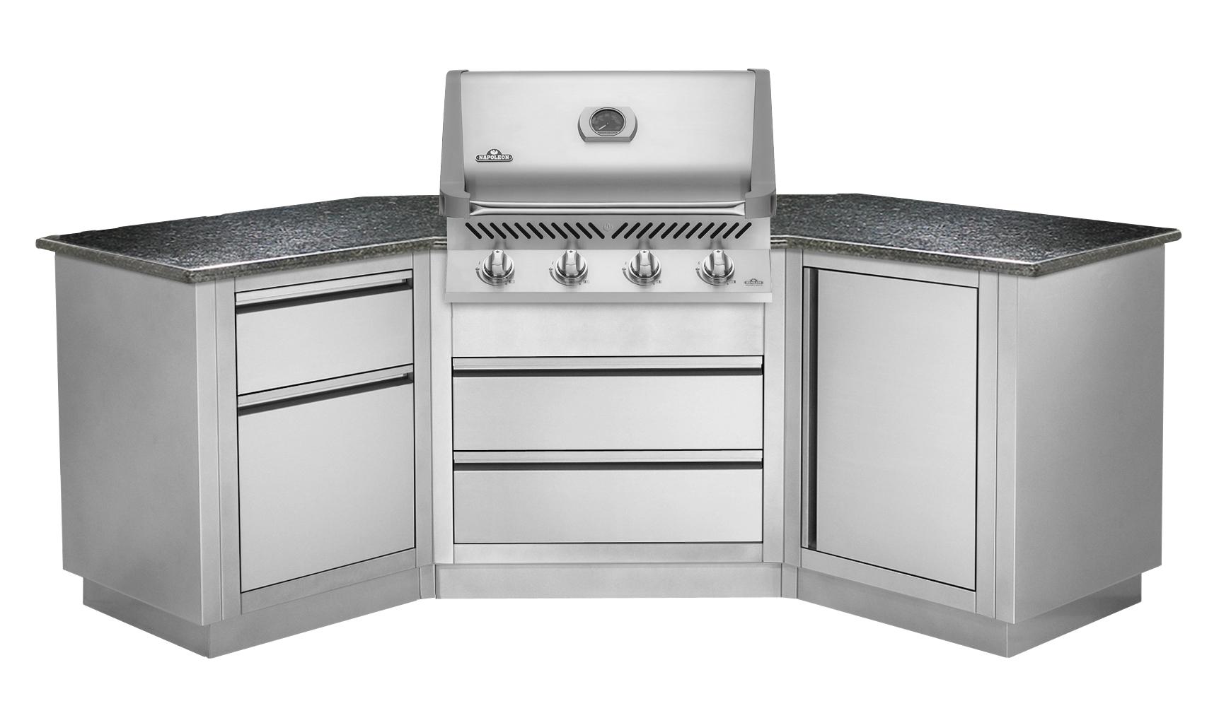 Gasgrill Für Outdoor Küche : Gasgrill in outdoor küche integrieren outdoorküche aus holz mit