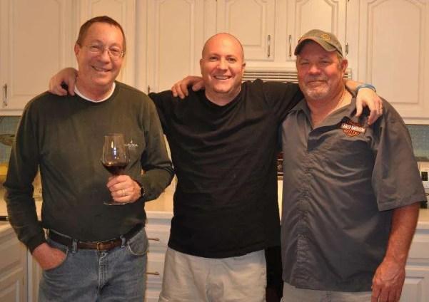 All Three Grillin' Fools