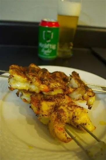 Butter Lime Shrimp - 162