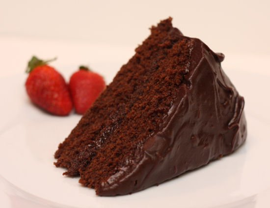 Super Chocolatey Chocolate Cake Recipe