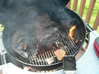 How to use a grill as a smoker