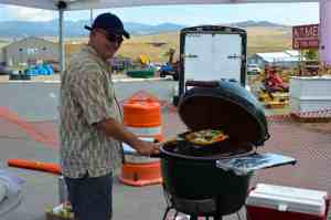 Big Green Egg Missoula Montana Fest Grilling Montana