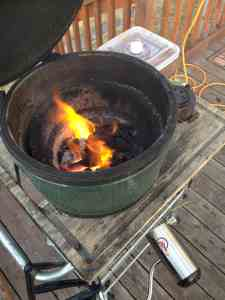 bbq dragon big green egg