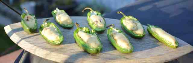 Cornbread and Sausage Stuffed Jalapeños are a perfect dish for a holiday, or even game day! Making them on the grill adds another amazing layer of flavor.